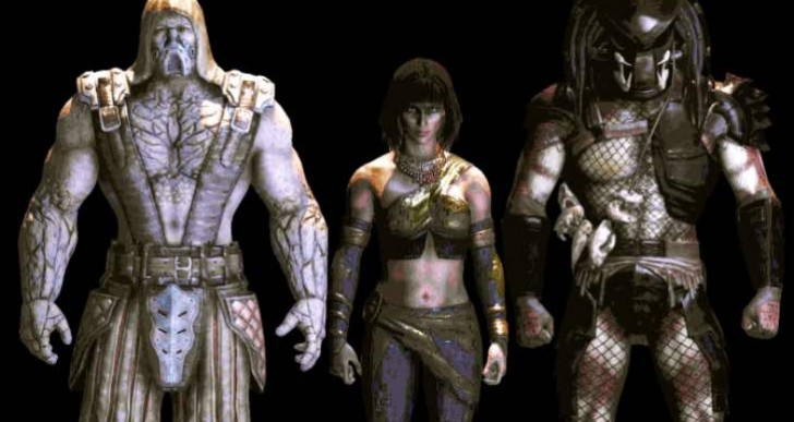Tremor release date for MKX hype after render