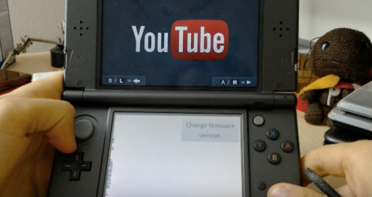 3DS Tubehax app for YouTube activated by hacker