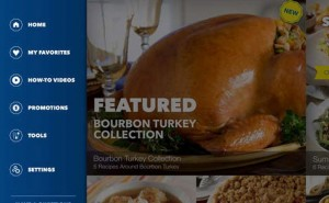 Thanksgiving turkey cooking calculator with Butterball app