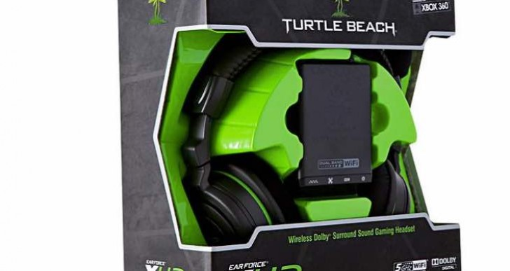 Turtle Beach Ear Force X42 review with TBS-2270-01 specs