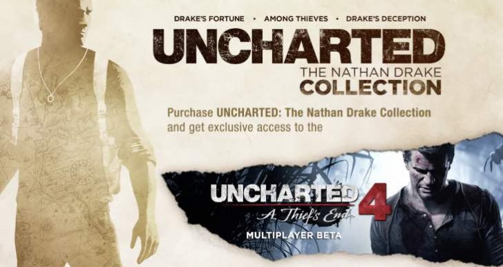 Uncharted 4 beta code made easier