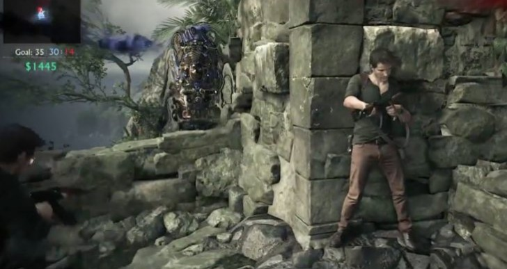 Uncharted 4 hidden trophies with Stage Fright