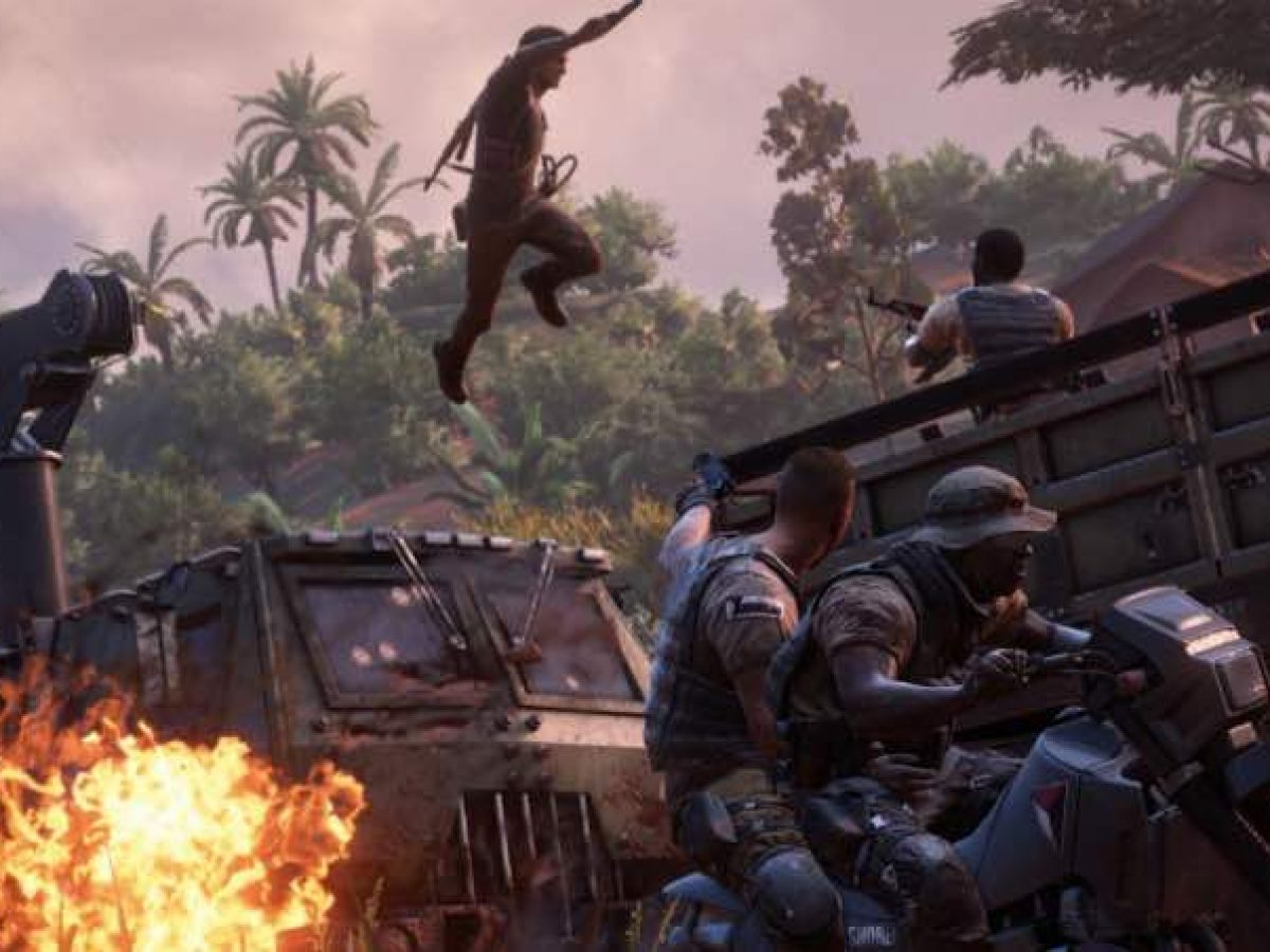 Uncharted 4 Graphics May Be Best Ps4 Has Seen Product Reviews Net