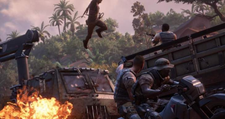 Uncharted 4 final trailer time for US, UK