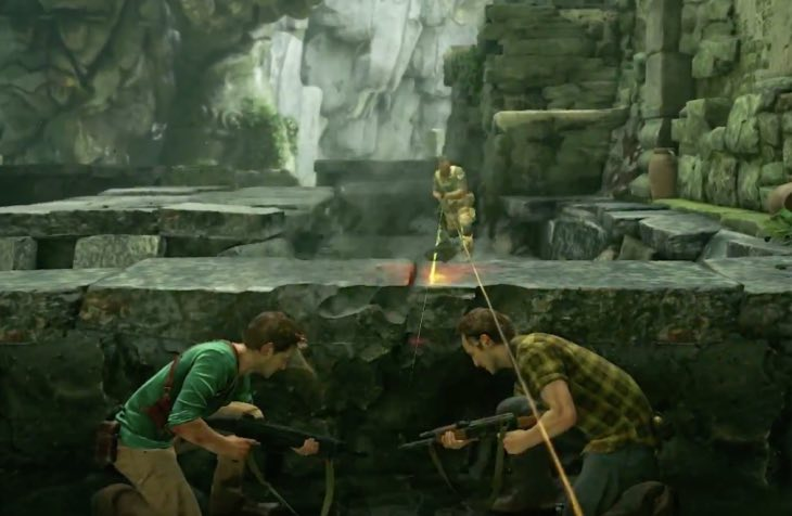 Uncharted 4 multiplayer vs Rise of the Tomb Raider ...