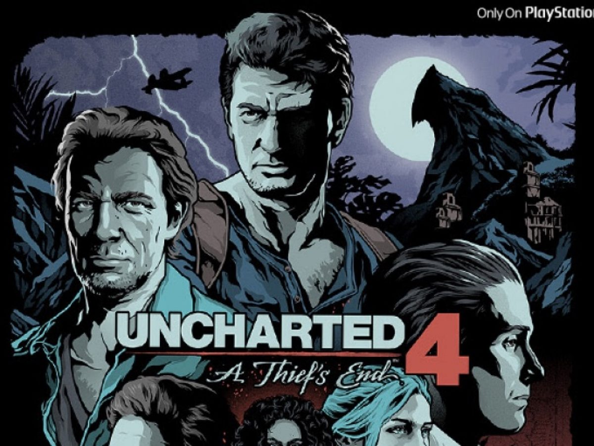 Uncharted 4 Platinum Trophy With Email Surprise Product Reviews Net