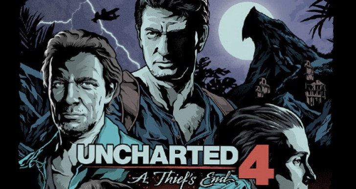 Uncharted 4 platinum trophy with email surprise