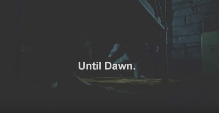 Until Dawn gets unusual PS4 review