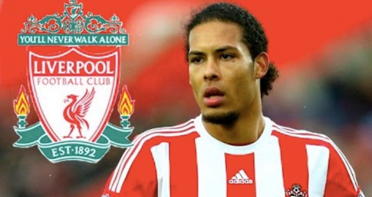 Van Dijk LFC transfer shock for FIFA 17 January update