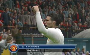 Man Utd Vs Southampton with Van Persie back in business