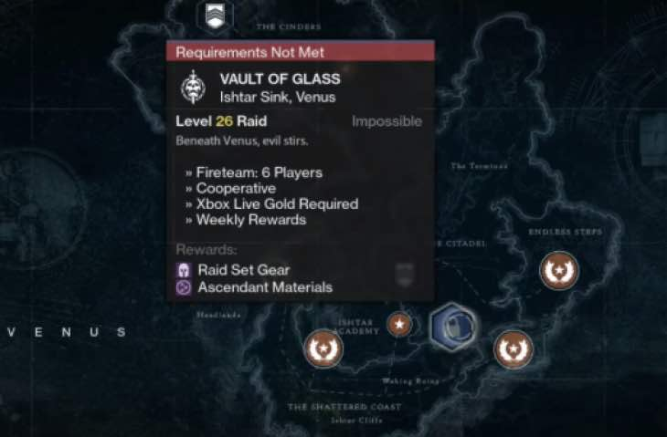 Vault of glass matchmaking forum