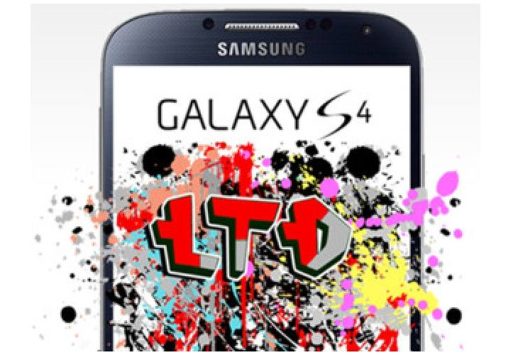 Verizon Galaxy S4 customized heaven teased