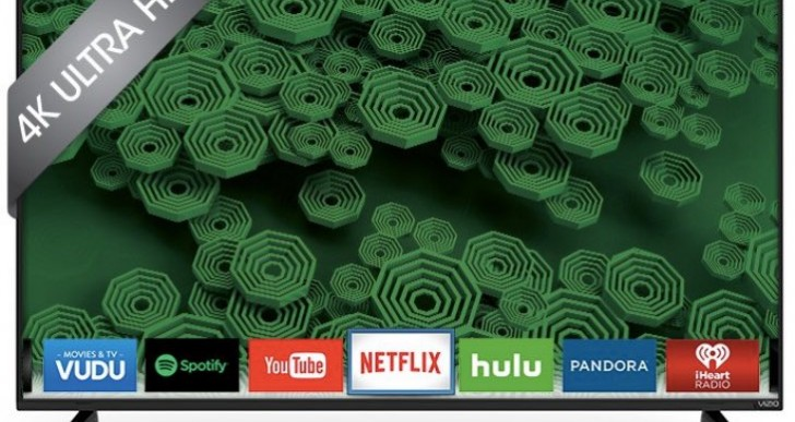 Vizio D55u-D1 55-inch 4K TV has great specs for 2015