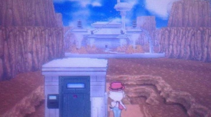 Pokemon X and Y Volcanion location pictured