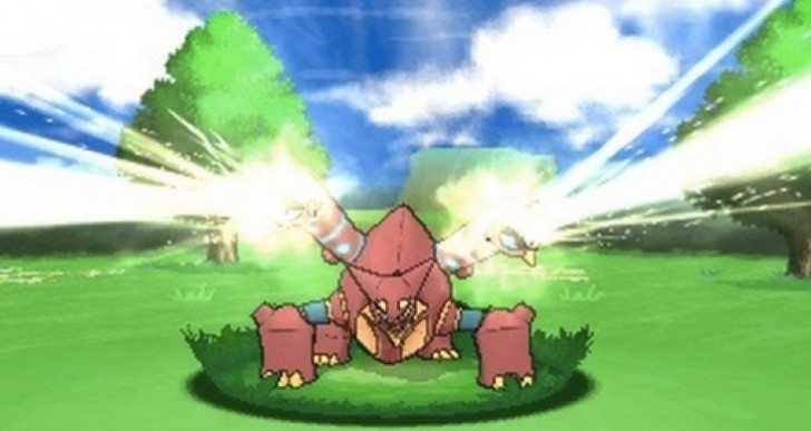 Pokemon X and Y Volcanion could make Blastoise redundant