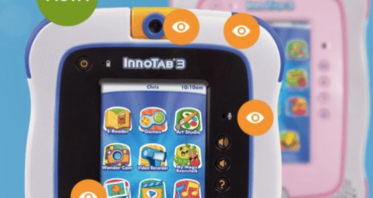 Vtech InnoTab 3 Baby Tablet review, minus WiFi