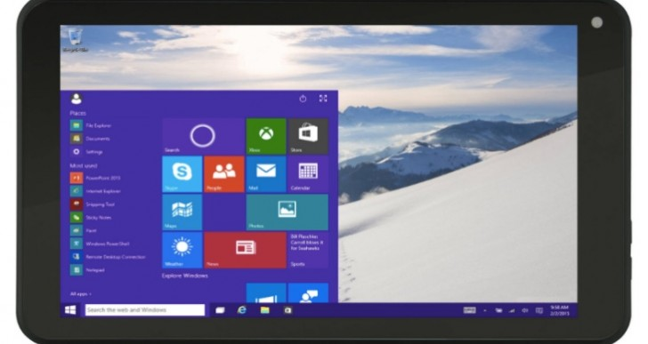 Vulcan Journey VTA0703IM16 tablet review with bad performance