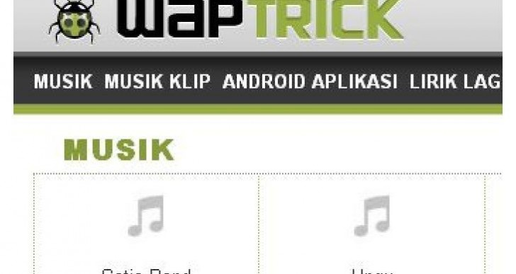 Waptrick app for iPad, iPhone unlikely