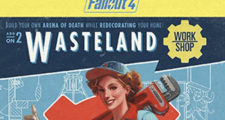 Fallout 4 Wasteland Workshop DLC release time