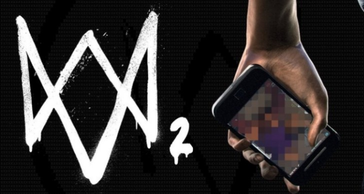 Watch Dogs 2 has nudity and Sony will ban you for sharing