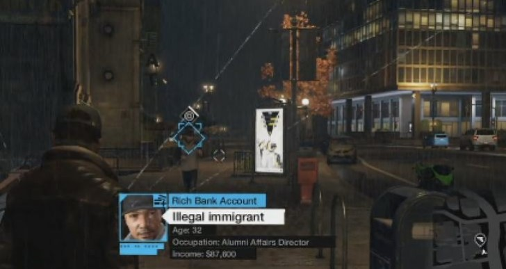 Watch Dogs PS4 gameplay excites