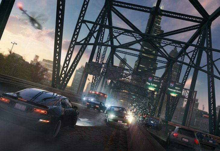 Watch Dogs won't get choppers just because of GTA V