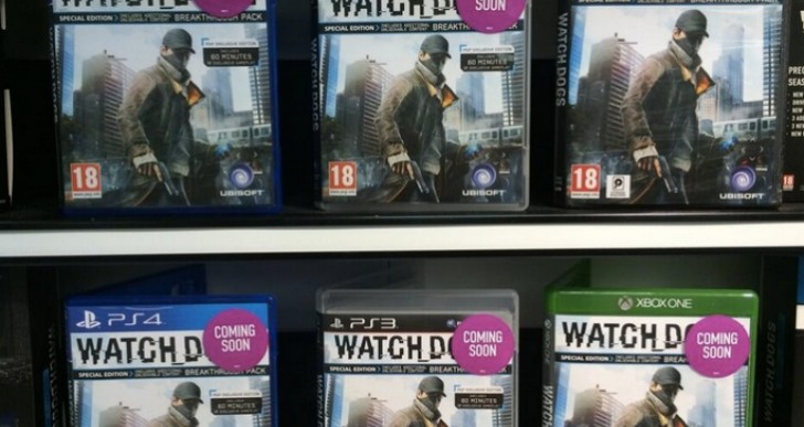 Watch Dogs release date early for some