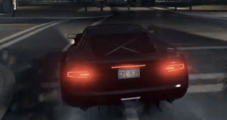Watch Dogs Scafati GT location for fastest car