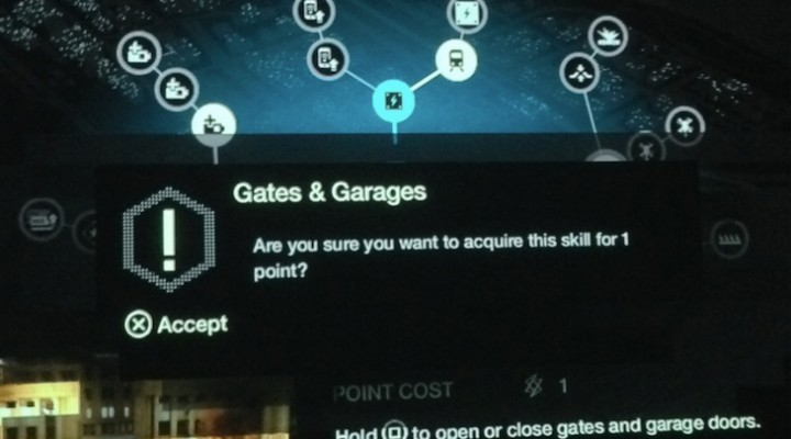 Watch Dogs skill tree unlocks for completists