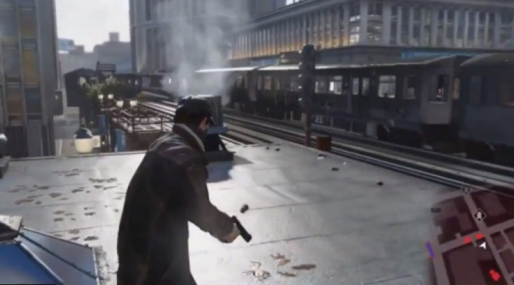 Sony PS4 Watch Dogs gameplay confirmed as PC footage