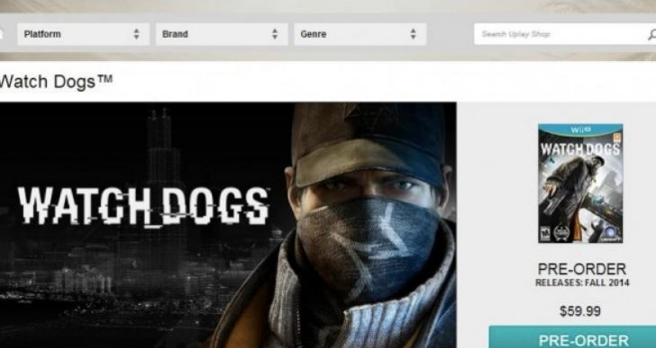 Watch Dogs Wii U release date update