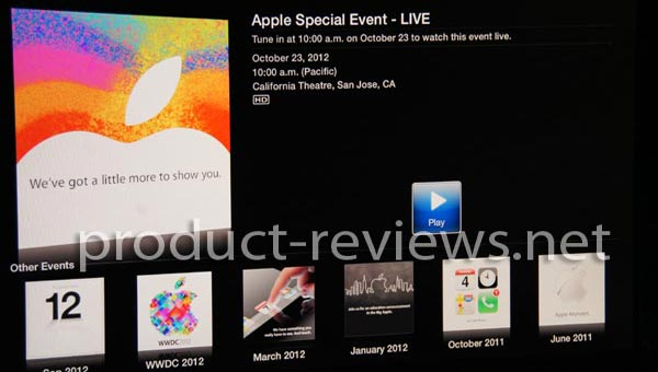 Watch iPad mini keynote event live online with Apple