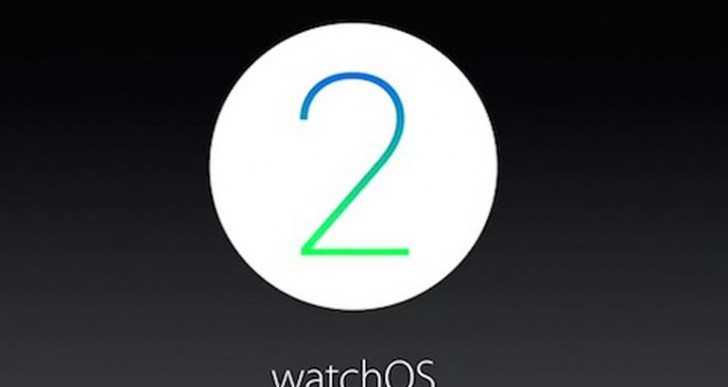 Apple watchOS 2 release time this week