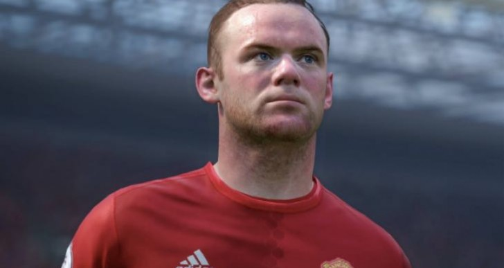 Rooney surprise in Man Utd FIFA 17 player ratings