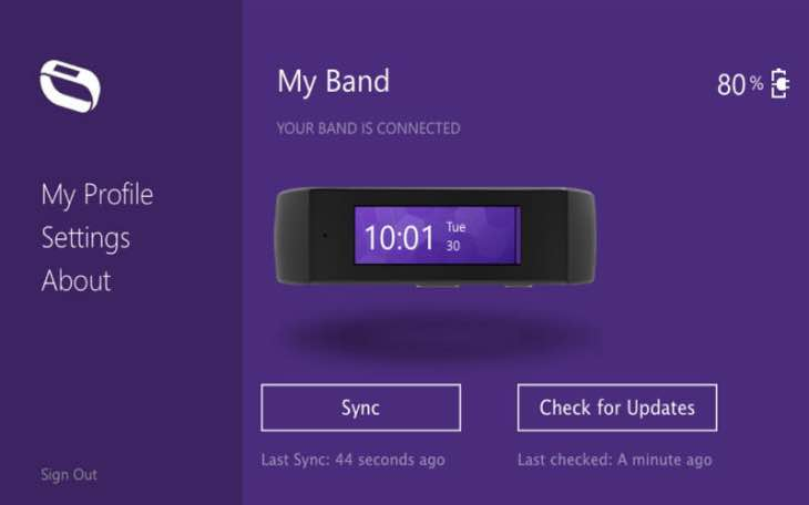 wearables to unlock a Windows 10 PC