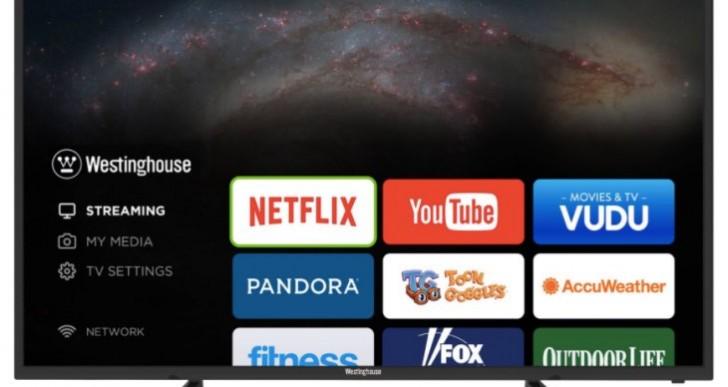 Westinghouse 55″ 4K UHD Smart TV WE55UDT108 reviews MIA