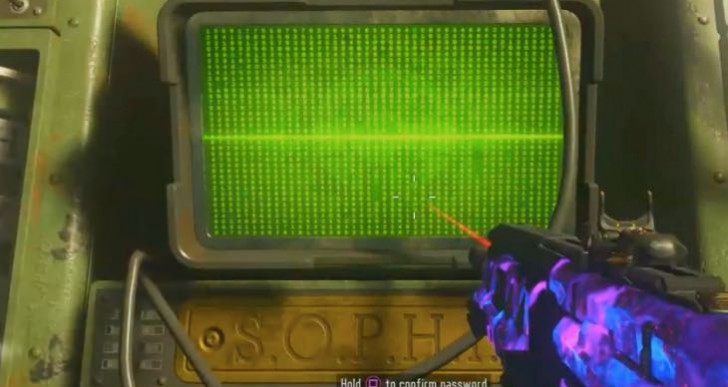 BO3 Gorod Krovi Zombies Easter Egg password
