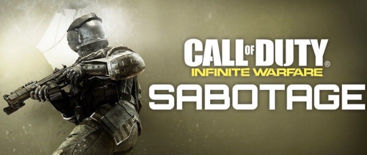 Infinite Warfare Sabotage DLC release time for UK, US