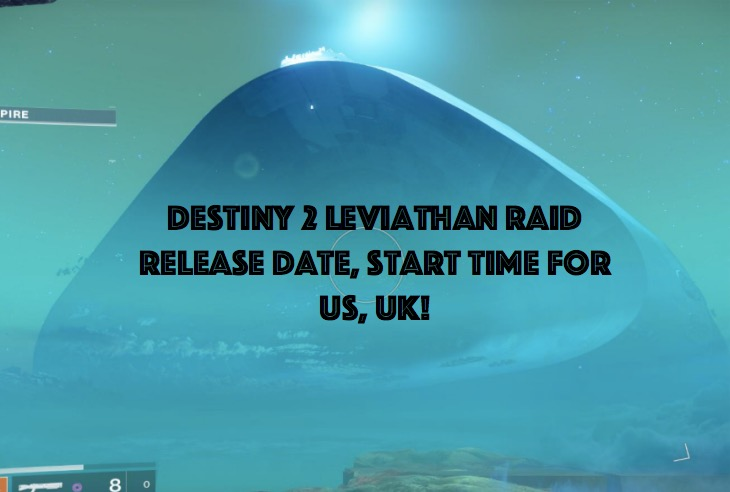 what-time-the-destiny-2-raid-starts