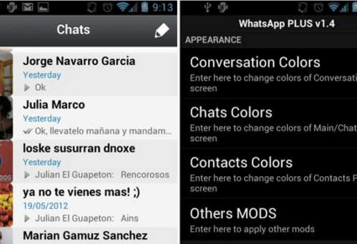 Whatsapp Plus for Android without virus – Product Reviews Net