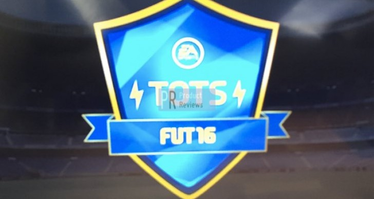 FIFA 16 TOTS release date confirmed in April