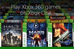 Xbox One Backwards Compatibility Batch 2 games update