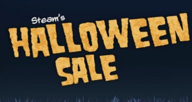 When Steam Halloween Sale 2017 starts with date leak
