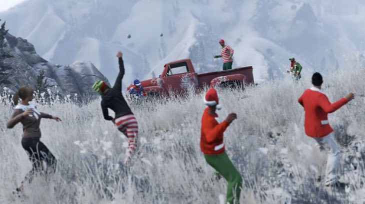 Online Auto Sales >> GTA Online Snow 2015 update after hoax – Product Reviews Net