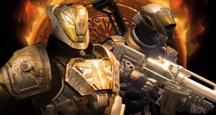 Destiny Lord Saladin in tower location on June 2