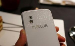 More White Nexus 4 photos show beauty