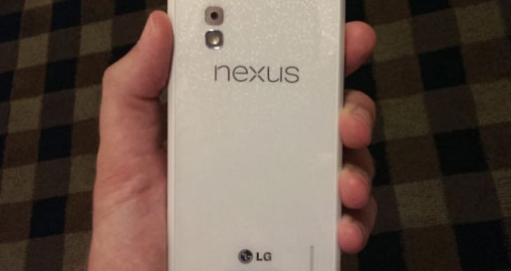White Nexus 4 release date with Android 4.3 teased