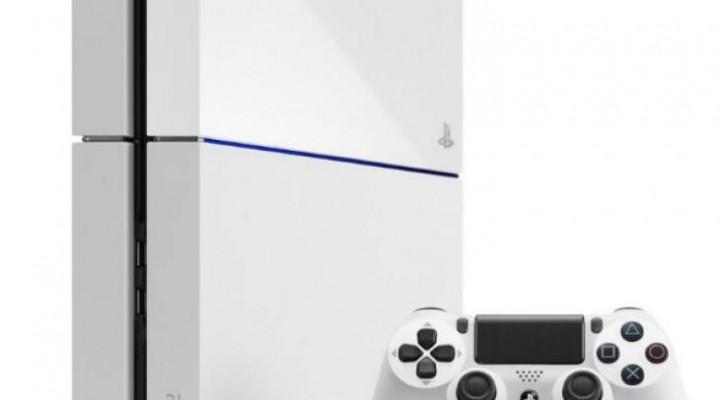 PS4 White console Vs black