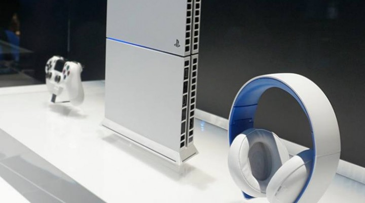 White PS4 release date without Destiny planned