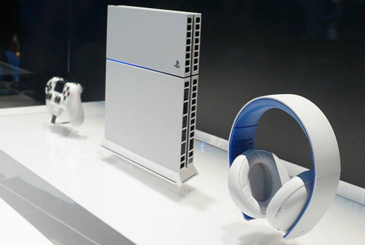 Playstation 4 Release Date : White ps release date without destiny planned product